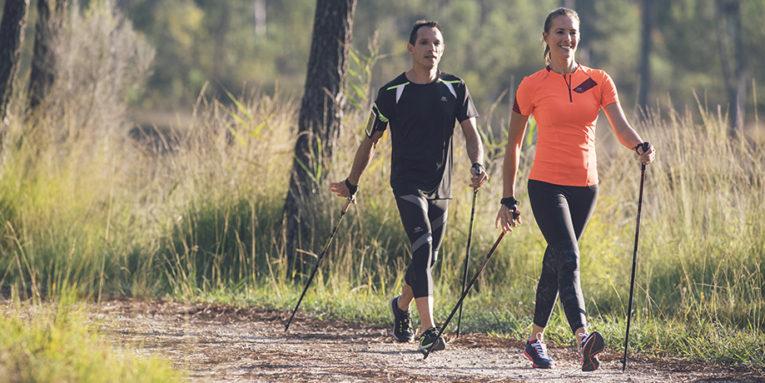 workout nordic walking benessere avanzato
