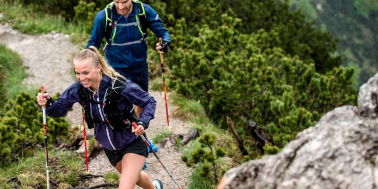 nordic walking fitness avanzato