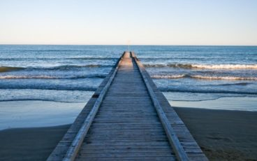 camminata mare