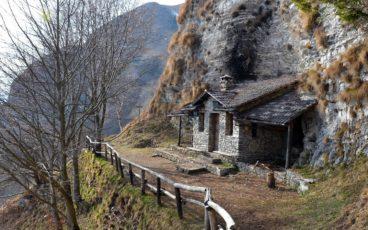 nordic walking Bivacco dei Loff passo San Boldo
