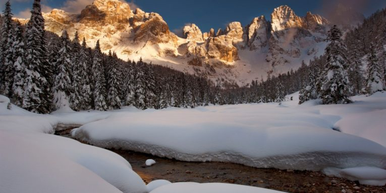 vacanze invernali nordic walking tonadico