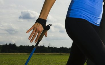nordic walking per done operate al seno