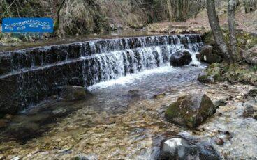 La Cascata del Pissol - La via dell'acqua – Cison di Valmarino