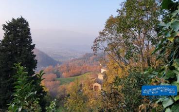 Colli asolani da San Giorgio al col San Martino